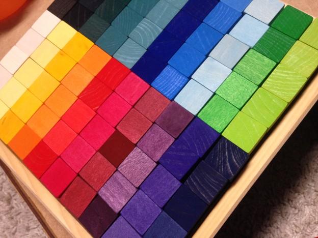 Mosaikquadrat